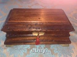 Vintage Reuge Lionvale Music Box
