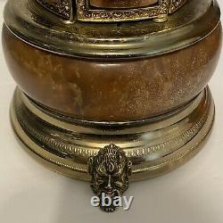 Vintage Reuge Lipstick Cigarette Holder, Swiss Movement Music Box Made in Italy