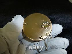 Vintage Reuge Miniature Music Box Musical Bracelet Key or Chain(Watch The Video)