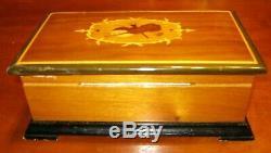Vintage Reuge Music Box, 3-72, Lara's Theme