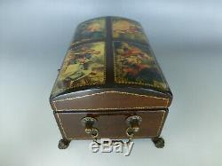 Vintage Reuge Music Box CH 4 / 50 The Sound Of Music Edition Model (Watch Video)