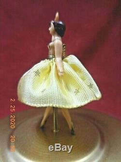 Vintage Reuge Musical Dancing Ballerina Hi LILI Hilo Circa 1950's (see Video)