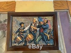 Vintage Reuge Sainte Croix Music Box Switzerland 4 Song 45077 CH 4/50