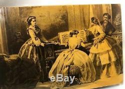 Vintage Reuge Sainte Croix Music Box Switzerland 6 song 6/41 Brahms Mozart Haydn