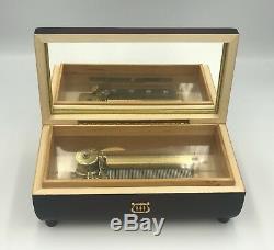 Vintage Reuge Sainte Croix Music Box Switzerland Classical CH 4/50