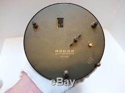 Vintage Reuge Singing Bird Cage Music Box Clockwork Automaton (watch The Video)