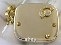 Vintage Reuge Ste Croix Music Box Coro Bracelet Some Enchanted Evening Works