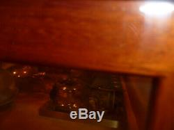 Vintage SWISS REUGE 3/72 MUSIC BOX WITH DANSERS AND BELLS 3 SONG