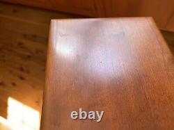 Vintage Thorens Cherry Wooden Music Box3 Songs 36 Note SwitzerlandPre Reuge