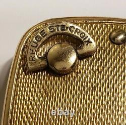 Vintage WORKING REUGE STE-CROIX, SWISS MADE, MUSIC BOX plays LA VIE en ROSE