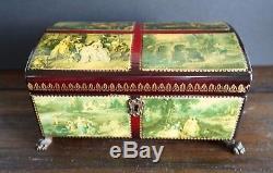 Working Vintage Reuge Sainte Croix 50 Note Music Box